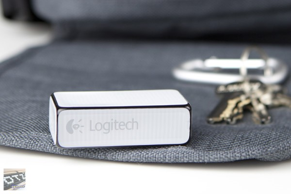 CES 2012: 羅技 Logitech Cube 掌中精靈 滑鼠