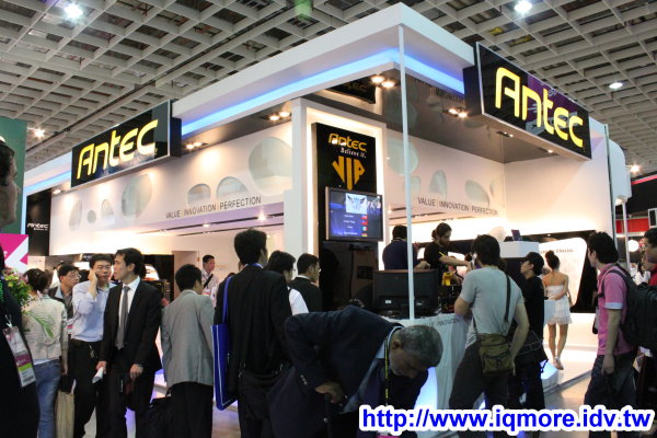 Computex 2010: Antec (安鈦克)