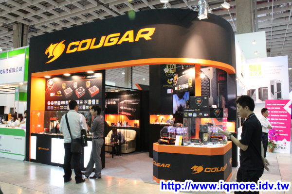 Computex 2010: COUGAR