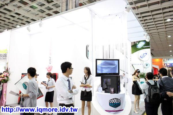 Computex 2010: Cooler Master (訊凱國際)