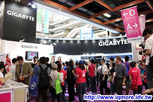 Computex 2010: GIGABYTE (技嘉科技)