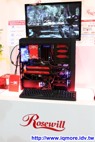 Computex 2010: Rosewill