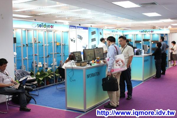Computex 2010: Solidyear (秀育企業)