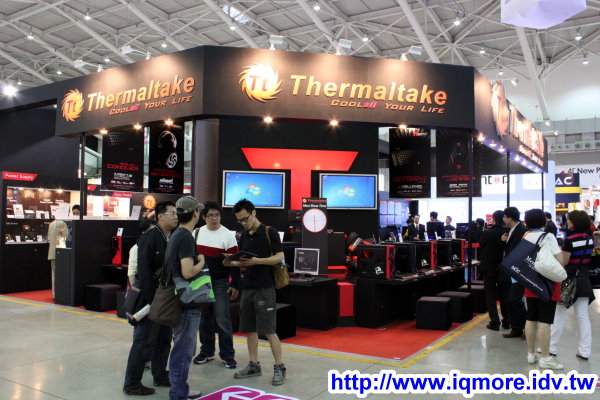 Computex 2010: Thermaltake (曜越)