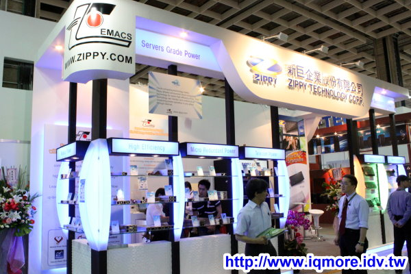 Computex 2010: ZIPPY (新巨)