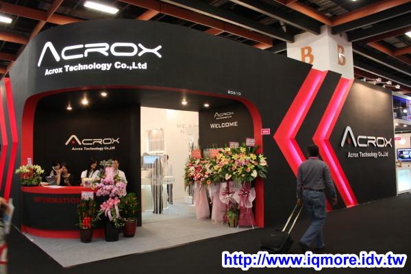 Computex 2011: ACROX (世洋科技)