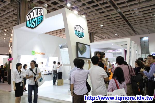 Computex 2011: Cooler Master、CM Storm (訊凱國際)
