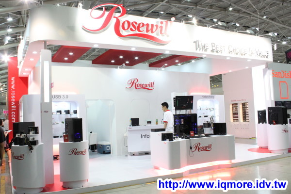 Computex 2011: Rosewill