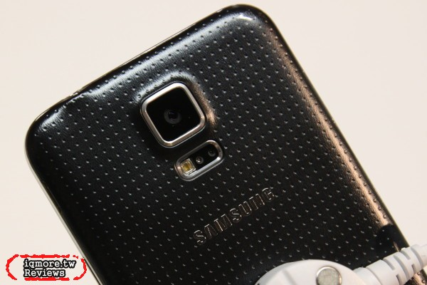 [MWC 2014] 三星 Samsung GALAXY S5 在西班牙現場觀察 硬體篇