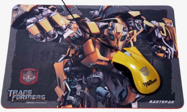 [團購] Razer Deathadder 與 RantoPad 鼠墊 變形金剛2版本