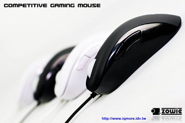 ZOWIE GEAR 發表 HeatoN 合作開發 EC 系列電競滑鼠