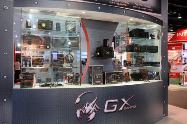 昆盈 Genius 推出電競品牌 GX Gaming