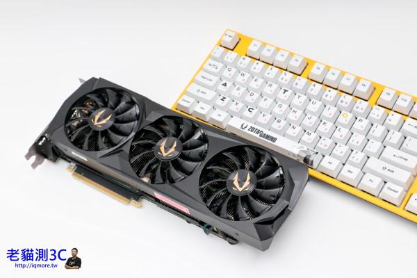 預購ZOTAC RTX 2080 Ti,即送Ducky One 2的ZOTAC 限定版本機械式鍵盤