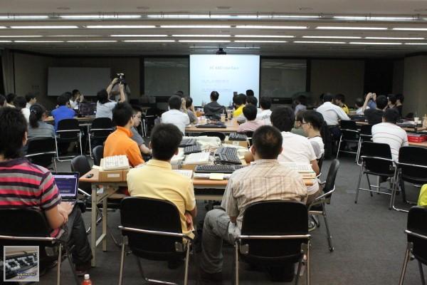 2010年 台灣鍵盤趴 花絮報導