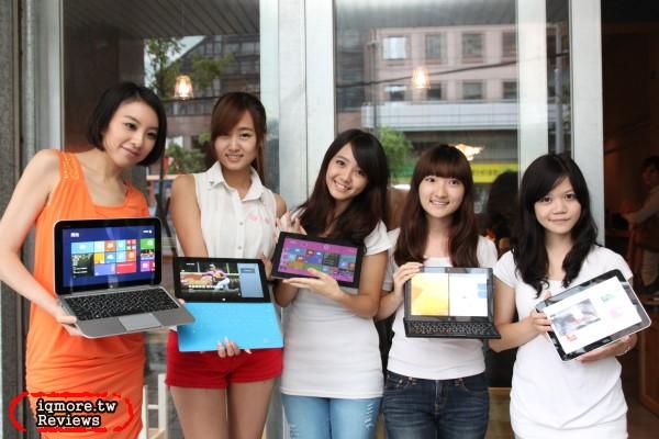 微軟 Microsoft Windows 8.1 作業系統 體驗會 小記