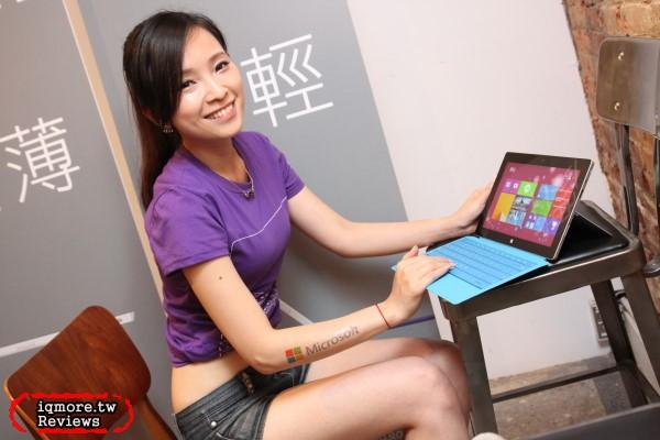 微軟 Microsoft Surface 2 體驗會,更輕更薄更快