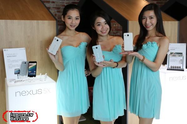 LG Nexus 5X 智慧型手機體驗會小記,原生搭載Android 6.0系統