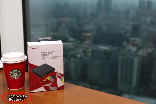 Pioneer APS-WA01 行動多媒體分享器 高空試用會小記