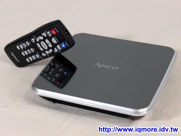 Apacer (宇瞻) AL460 高畫質數位Fun映機評測