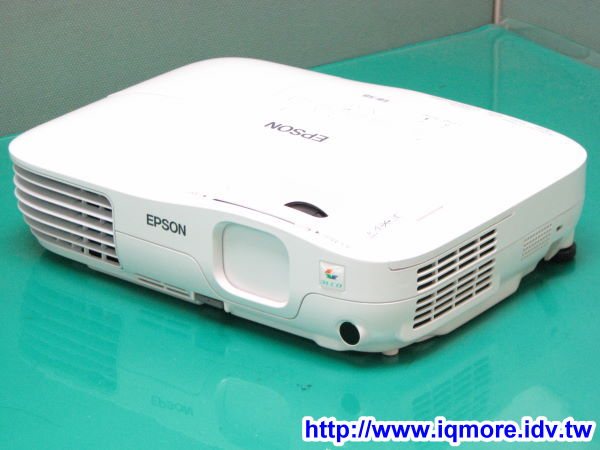 Epson EB-S8 商用投影機評測