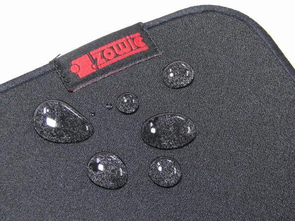 ZOWIE G-TF ( TF 系列) SpwaN參與設計的布質鼠墊評測