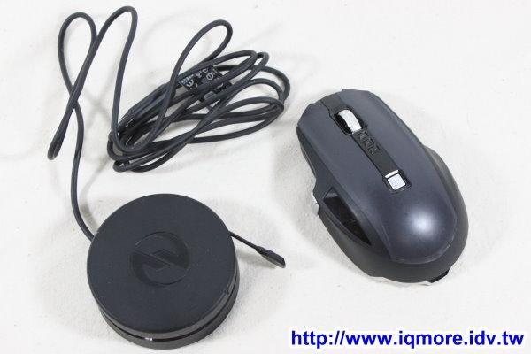 Microsoft (微軟) SideWinder X8 無線電競滑鼠評測