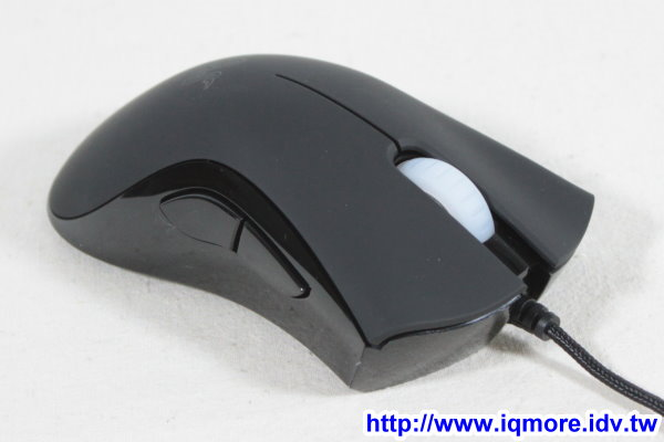 Razer DeathAdder Left Hand Edition 煉獄蝰蛇 左手版 評測