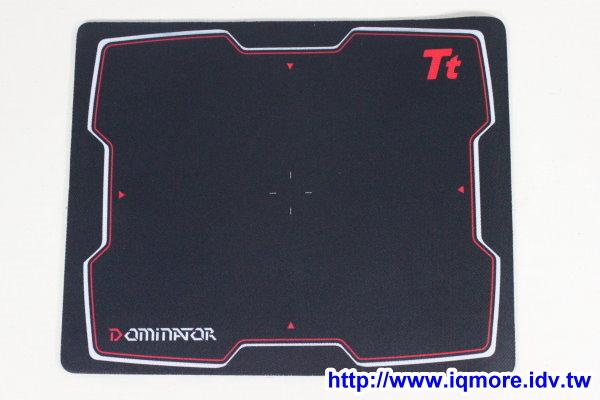 Tt eSPORTS Dominator 布質鼠墊評測