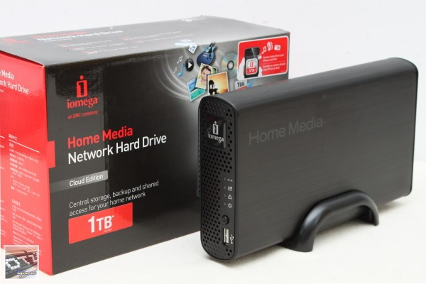 Iomega Home Media NAS Cloud 1TB 評測,1Bay 家用分享NAS