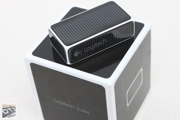 羅技 Logitech Cube 掌中精靈 雷射滑鼠 評測,翻過來就是簡報鼠