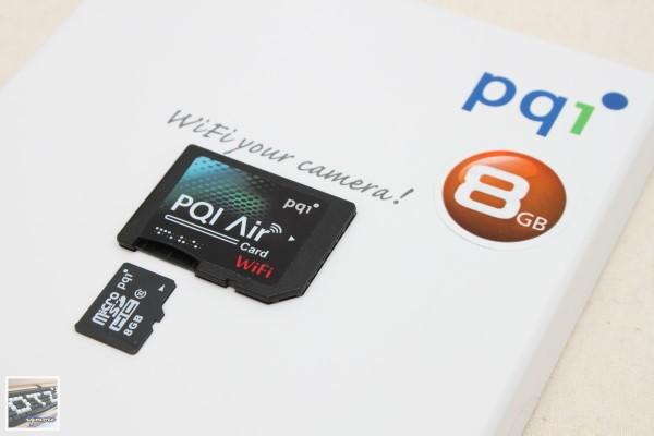 PQI Air Card 8GB Wi-Fi 無線記憶卡 評測,無線 Wi-Fi SD 卡