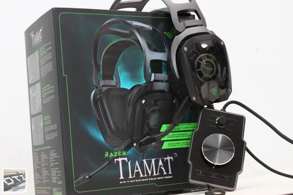 Razer Tiamat 7.1 迪亞海魔 真實7.1聲道遊戲耳麥 評測 ,擁有10 個獨立單體