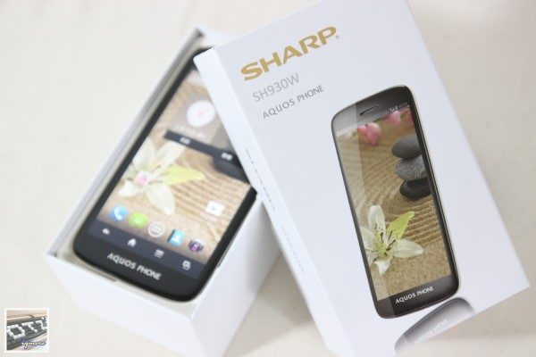 SHARP SH930W 5吋 Full HD Android 智慧型手機 評測,新韌體加入FeelUX視覺介面