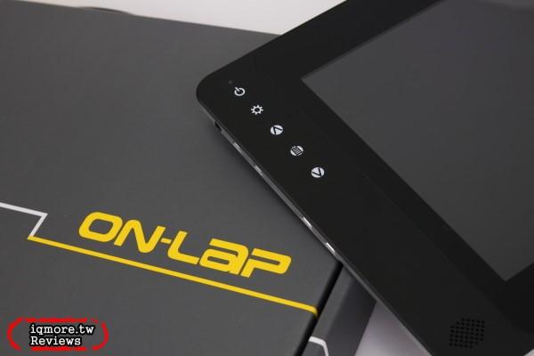 給奇創造 Gechic On-Lap 1002  觸控式筆記型螢幕 評測,10.1吋IPS電容式觸控