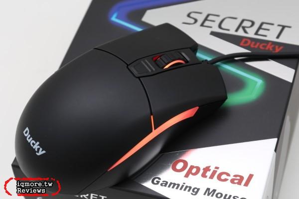 Ducky Secret Optical 光學電競滑鼠 之 老貓 開發設計理念與想法
