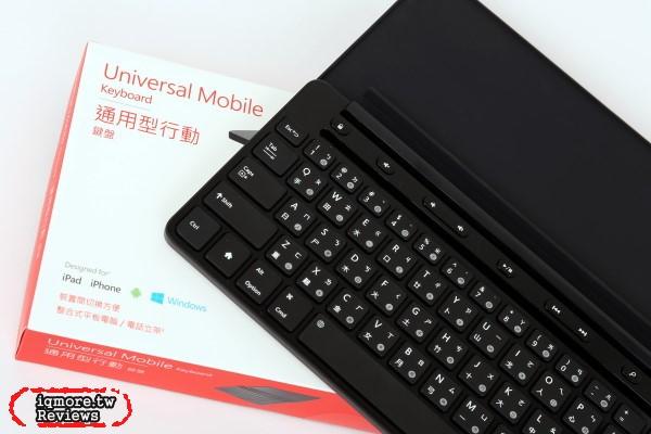 微軟 Microsoft 通用型行動鍵盤 評測,支援3種不同系統手機、平板裝置藍牙連線切換