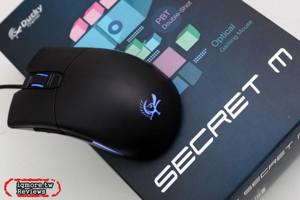 Ducky Secret M Optical 光學電競滑鼠 之 老貓 開發設計理念與想法