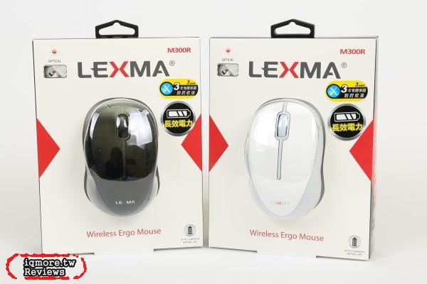 LEXMA M300R 無線光學滑鼠評測,超低399元保固到府收送