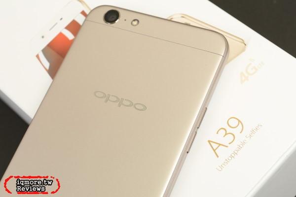 OPPO A39 評測,走CP值之美顏拍照手機