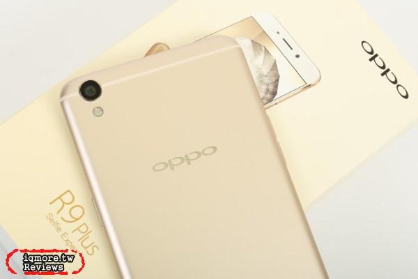 OPPO R9 Plus (x9079) 手機評測,6吋手機搭配前後1600萬畫素鏡頭