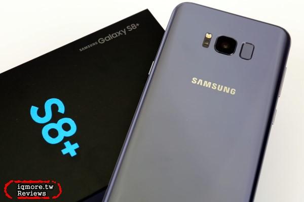 Samsung Galaxy S8+ 評測,6.2吋超高螢幕占比突破框架極限