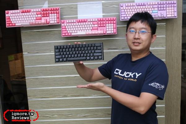 Ducky One 2 Mini 60% 機械式鍵盤之老貓開發設計理念與想法