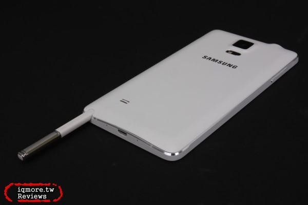 Samsung GALAXY Note 4 快速開箱,進化S Pen更厲害