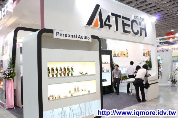 Computex 2010: A4TECH (雙飛燕)
