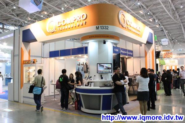 Computex 2010: Compro (康博科技)