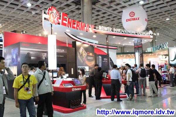 Computex 2010: ENERMAX (安耐美)