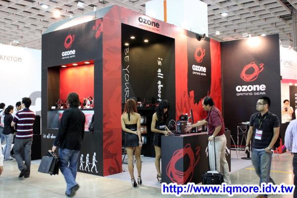 Computex 2010: Ozone Gaming Gear