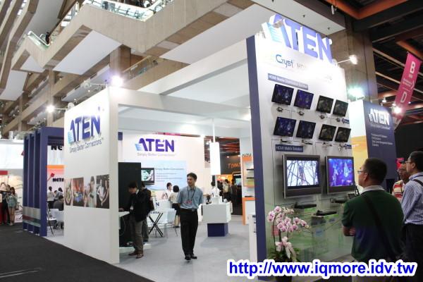 Computex 2011: ATEN (宏正自動科技)