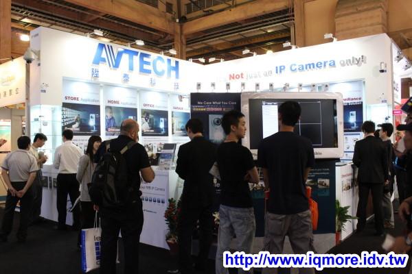 Computex 2011: AVTECH (陞泰科技) [影音評測]