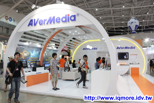 Computex 2011: AVerMedia (圓剛科技)